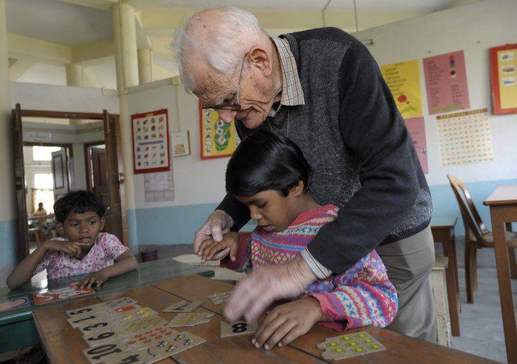 F. Laborde, prêtre du Prado, à Calcutta : J'étais venu en Inde pour évangéliser les pauvres mais ce sont les pauvres qui m'ont évangélisé