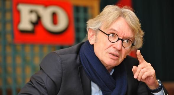 EDITORIAL du SECRETAIRE GENERAL: Jean-Claude MAILLY