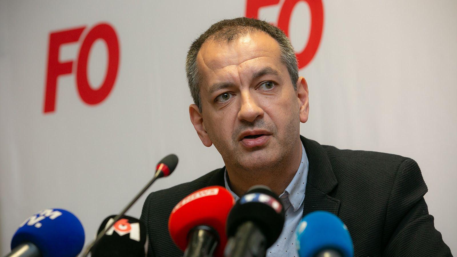 Éditorial de Pascal Pavageau, Secrétaire général de Force Ouvrière