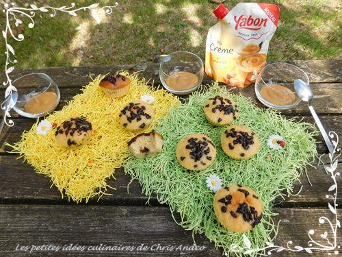 Muffins au yaourt et pépites de choco sans sucre ni beurre