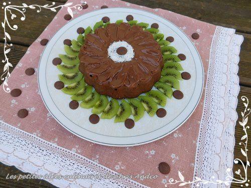 Gâteau healthy Chocococo