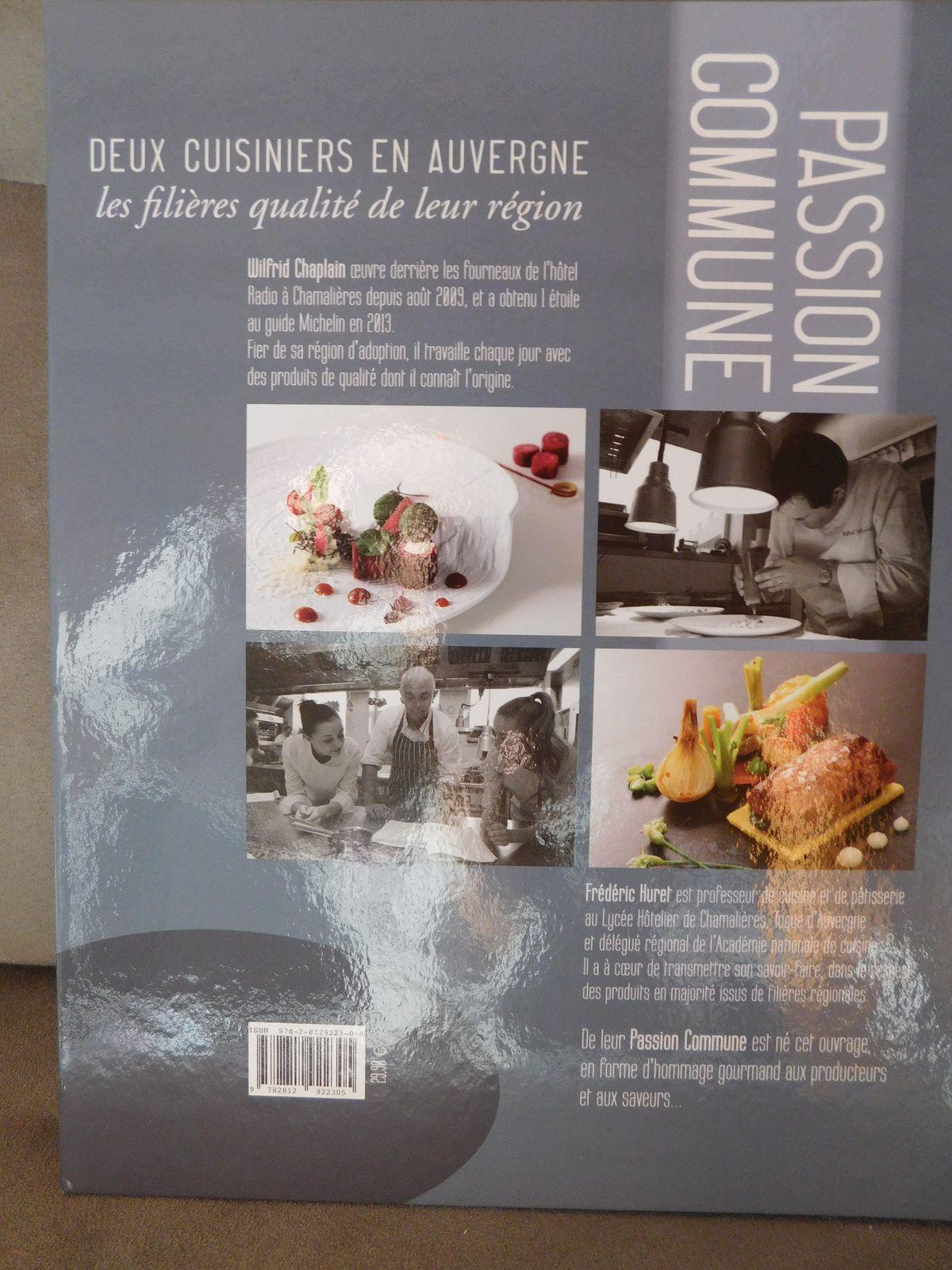 Gagnez ce magnifique ouvrage de cuisine en participant à un concours sur mon compte twitter