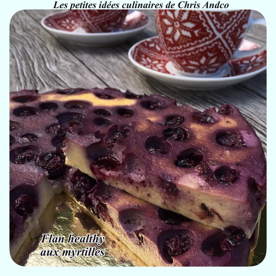 flan healthy aux mytrilles