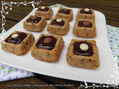 Tigrés healthy au chocolat
