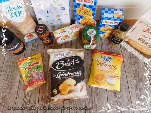 "Degusta :Box ""La française"""