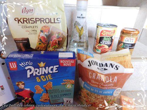 ":Degusta Box ""Saine & Gourmande"""
