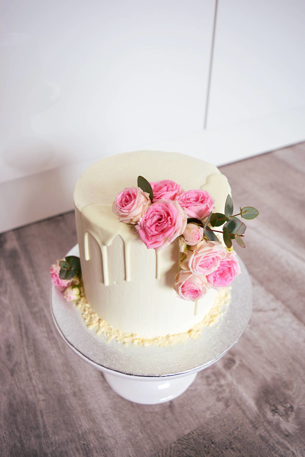 Classy layer cake