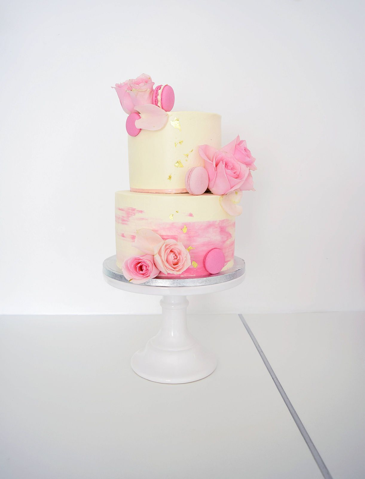 Wedding cake girly