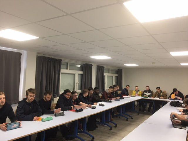 """Conférence """" Règlement Général sur la Protection des Données (RGPD), déclinaisons pratiques et pragmatiques »"""