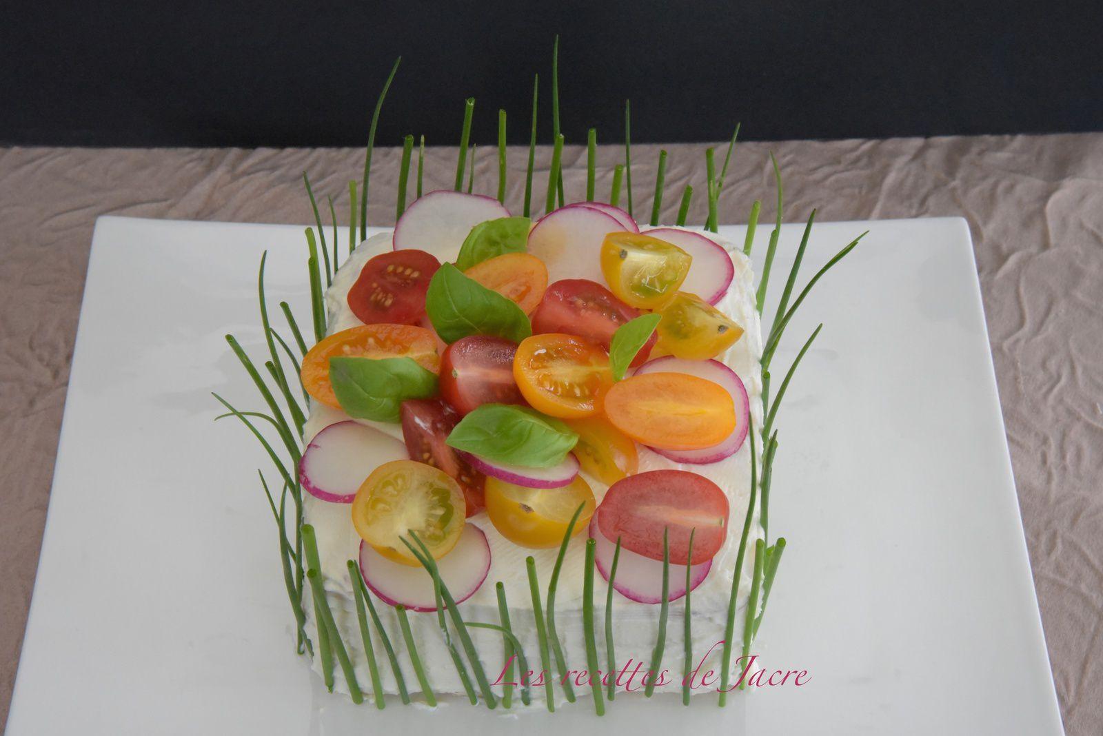 Sandwich- cake - Le Nordique