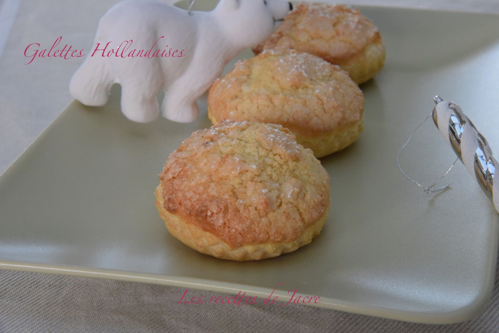 Galettes Hollandaises
