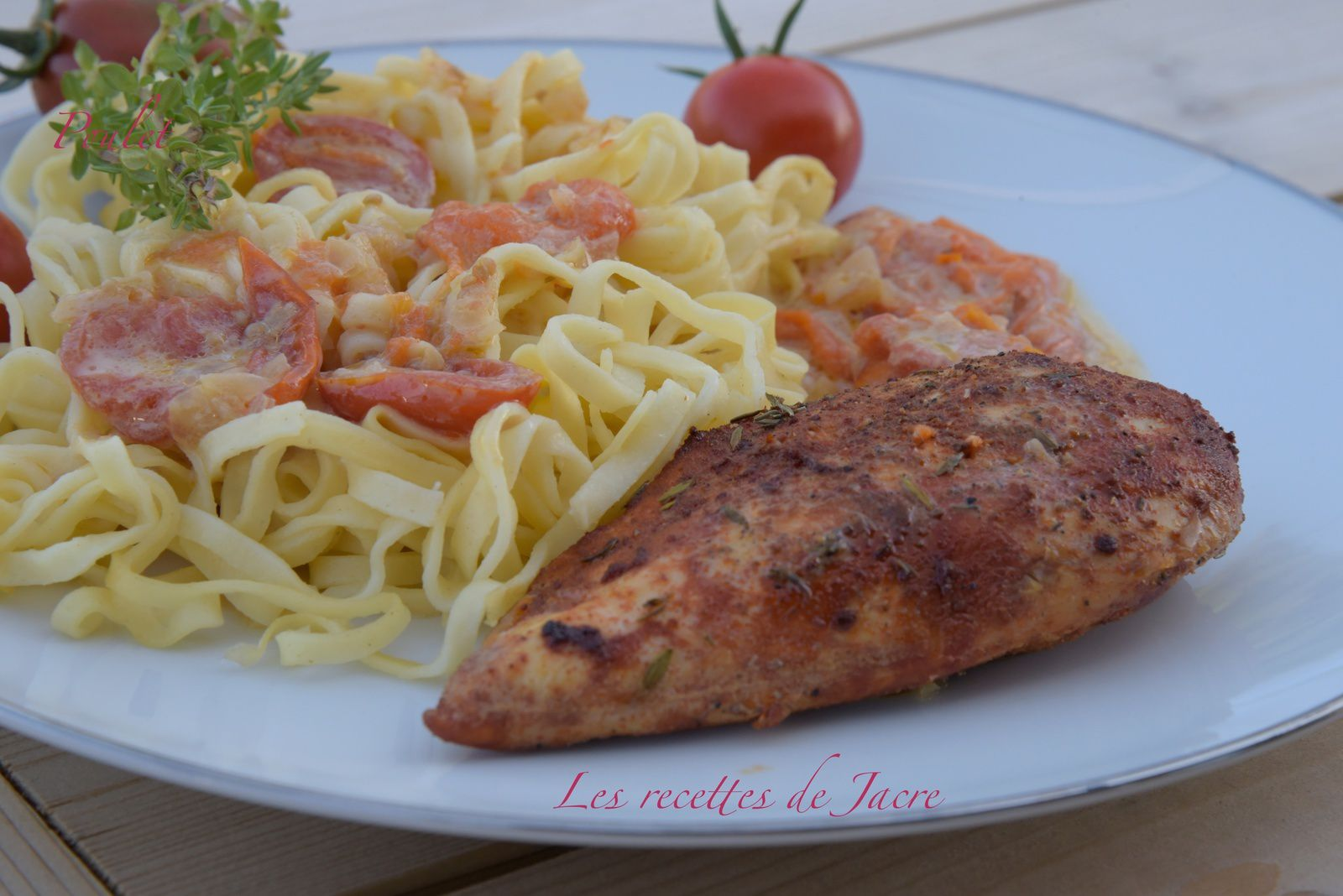 Ob Filet De Poulet Au Four Pas Olive
