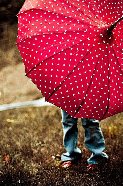 Enfants Parapluie Image