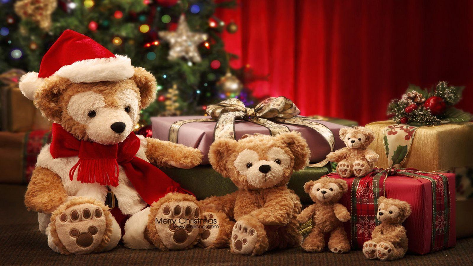 Bears - Wallpapers - Noël 2015