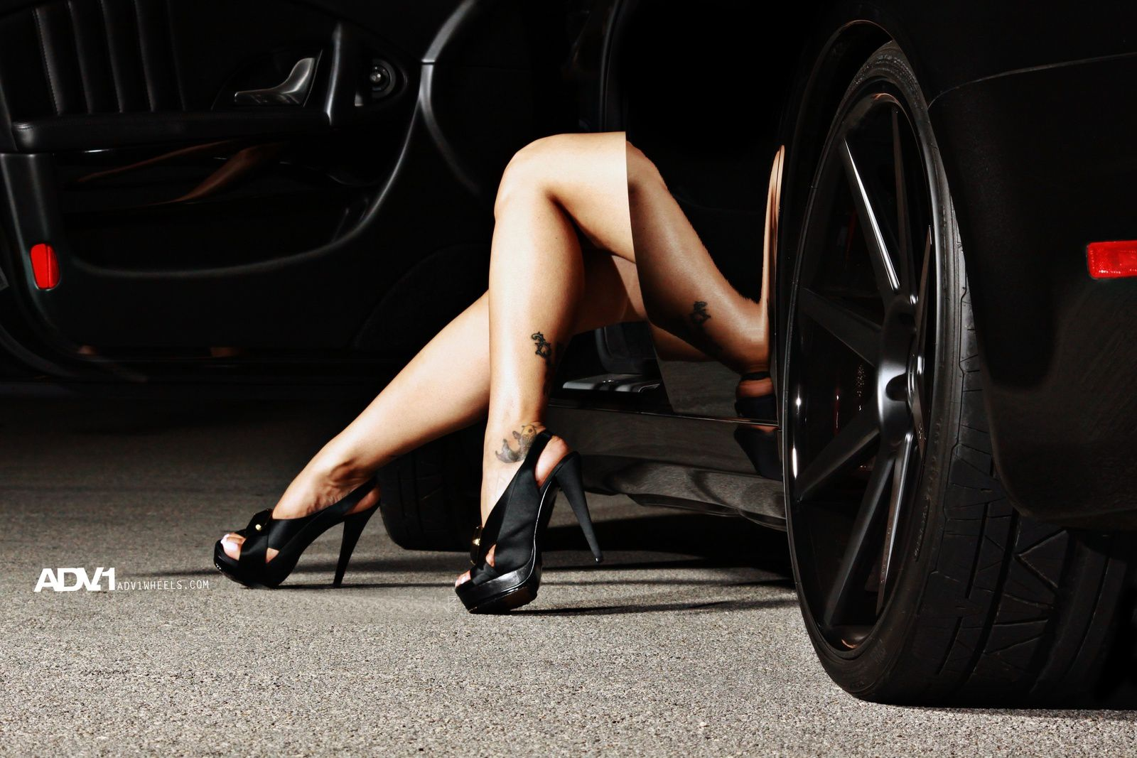 Talons aiguilles - Jambes - Sexy - Wallpapers