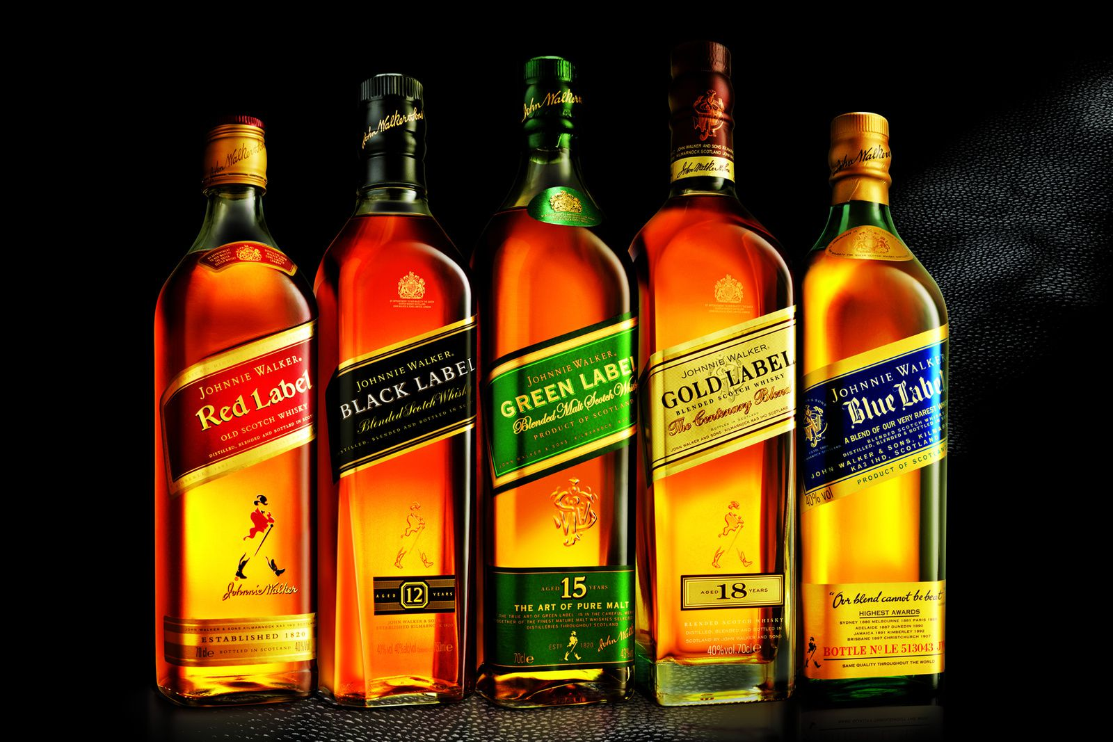 Johnny Walker - Whisky - Alcool - Wallpapers