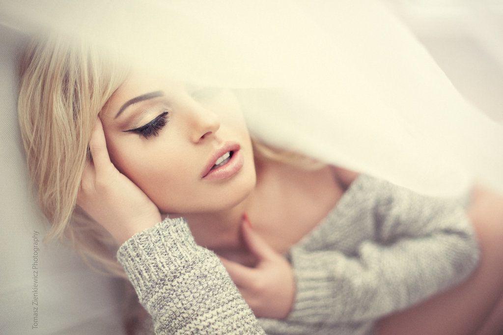 Femme - Blonde - Wallpapers - HD