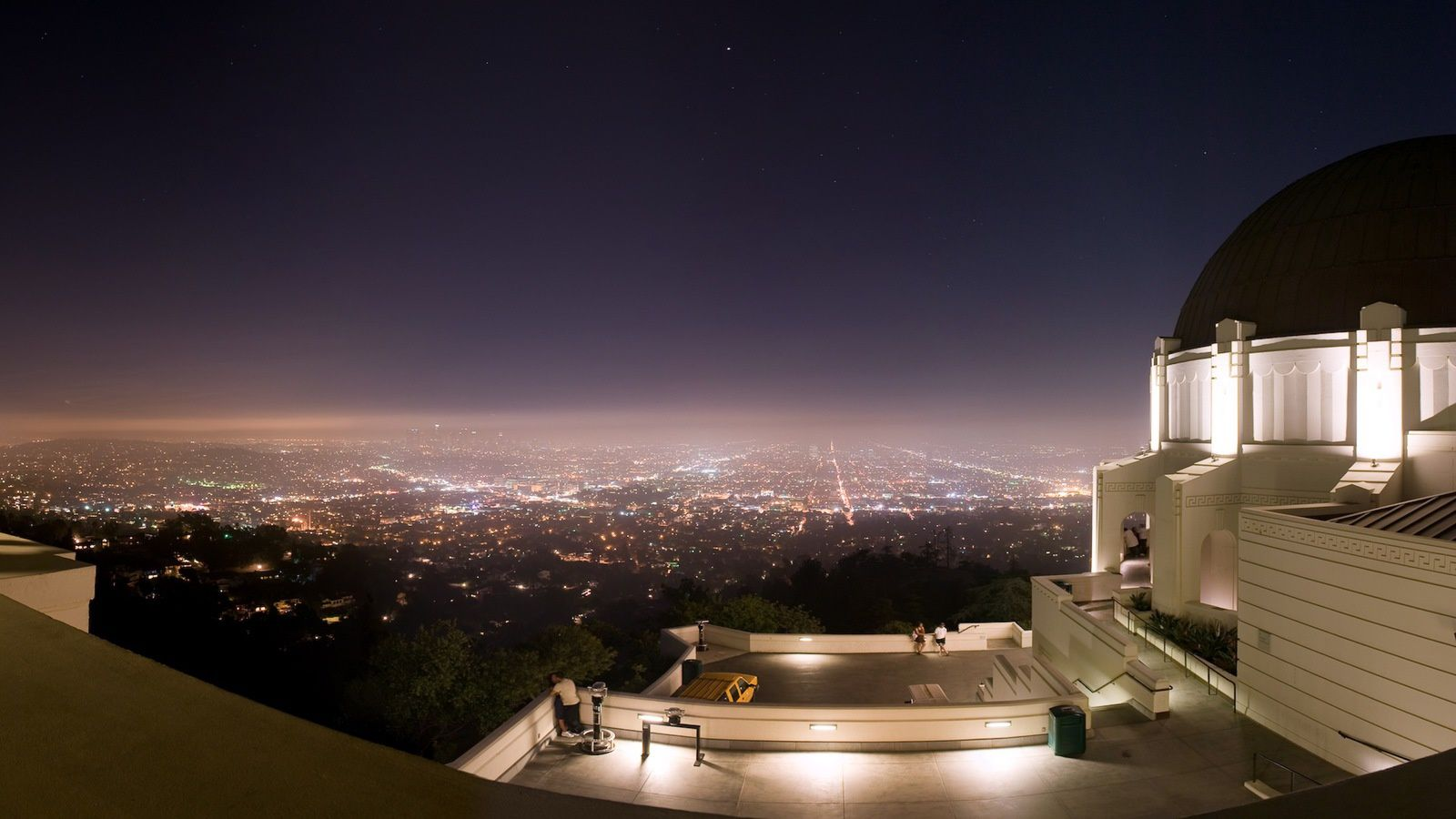 Los Angeles - Nuit - Wallpapers - Free