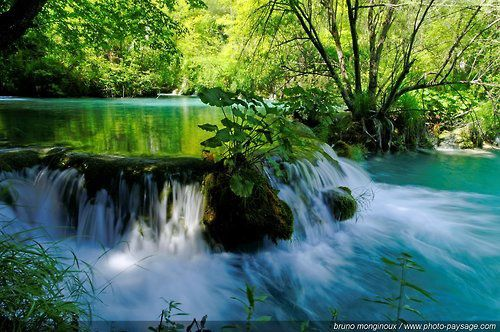 Cascade - Chutes - Paysage - Pictures - Free