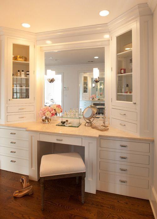 Meuble - Coiffeuse  Miroir - Décoration - Picture - Free