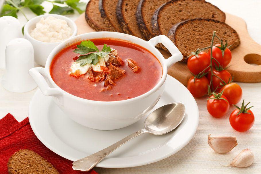 Bon appétit - Soupe - Tomate - Wallpaper - Gratuit