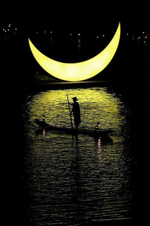 Nature - Lune - Paysage - Zen - Picture - Free