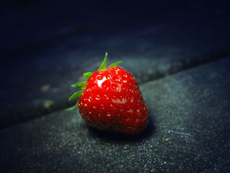 Fruits - Fraise - Rouge - Picture - Free