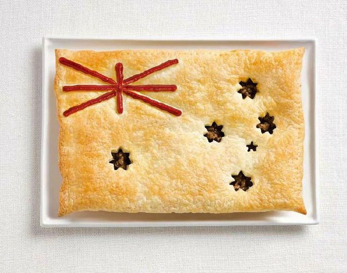 Bon appétit - Drapeau - Australie - Picture - Free