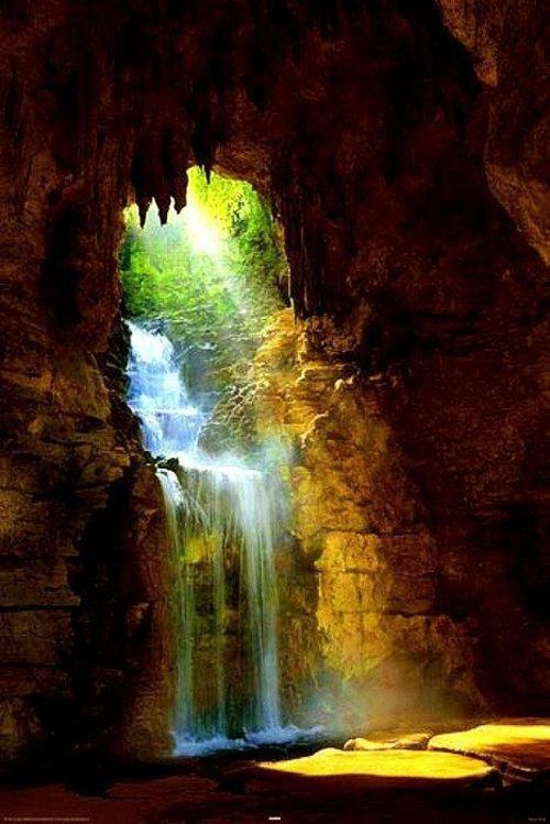 Nature - Cascade - Picture - Free