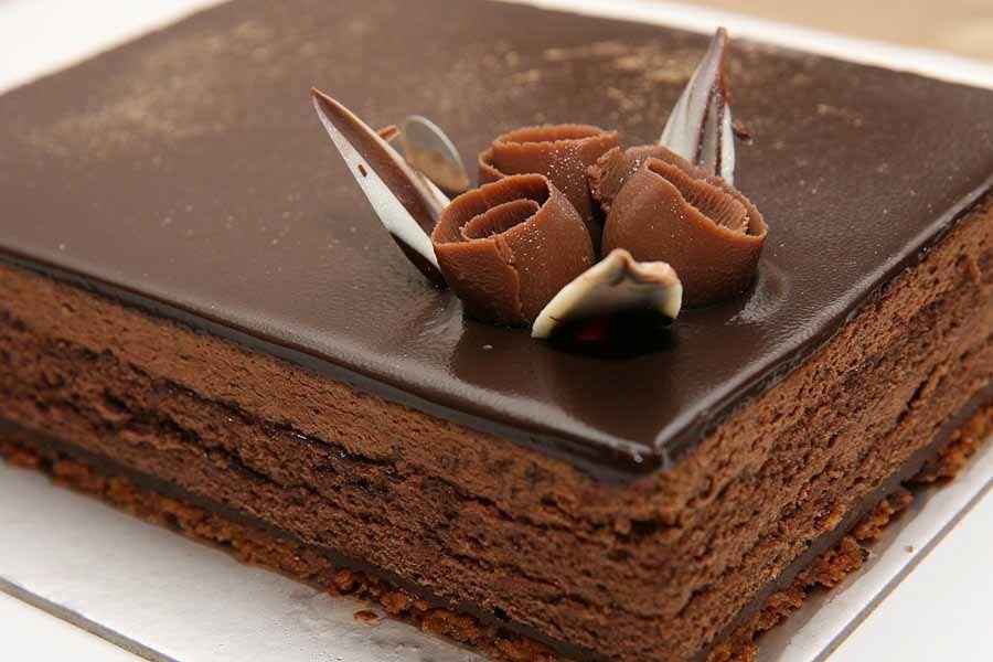 Cake - Chocolat - Dessert - Wallpaper - Free