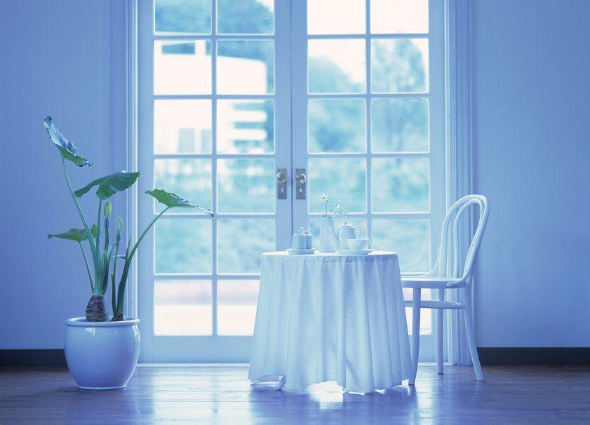 Fenêtre - Table - Plante - Décoration - Wallpaper - Free