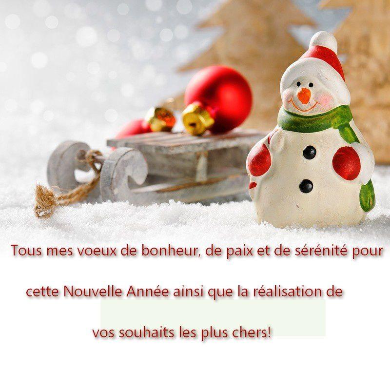 Tous mes vœux de bonheur, de paix et de sérénité pour cette nouvelle année ainsi que la réalisation de vos souhaits les plus chers!