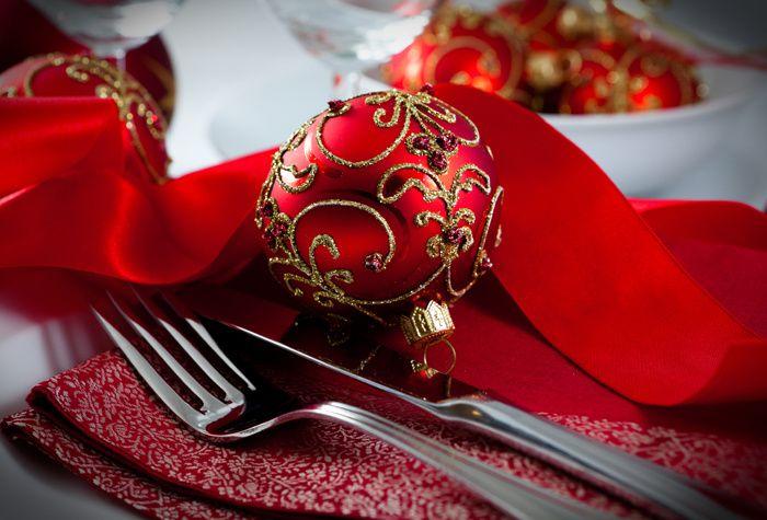 Bon appétit - Table - Assiette - Décoration - Noël 2015 - Picture - Free