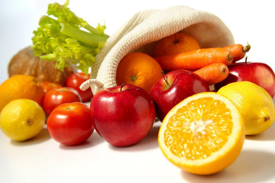 Légumes - Fruits - Oranges - Pommes - Carottes - Wallpaper - Free