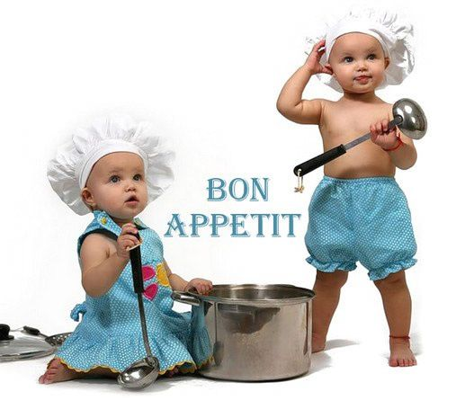 Bon appétit - Enfant - Cuisinier - Picture - Free
