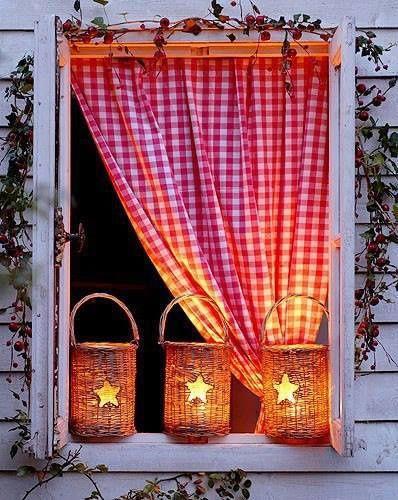 Fenêtre - Lanternes - Picture - Free
