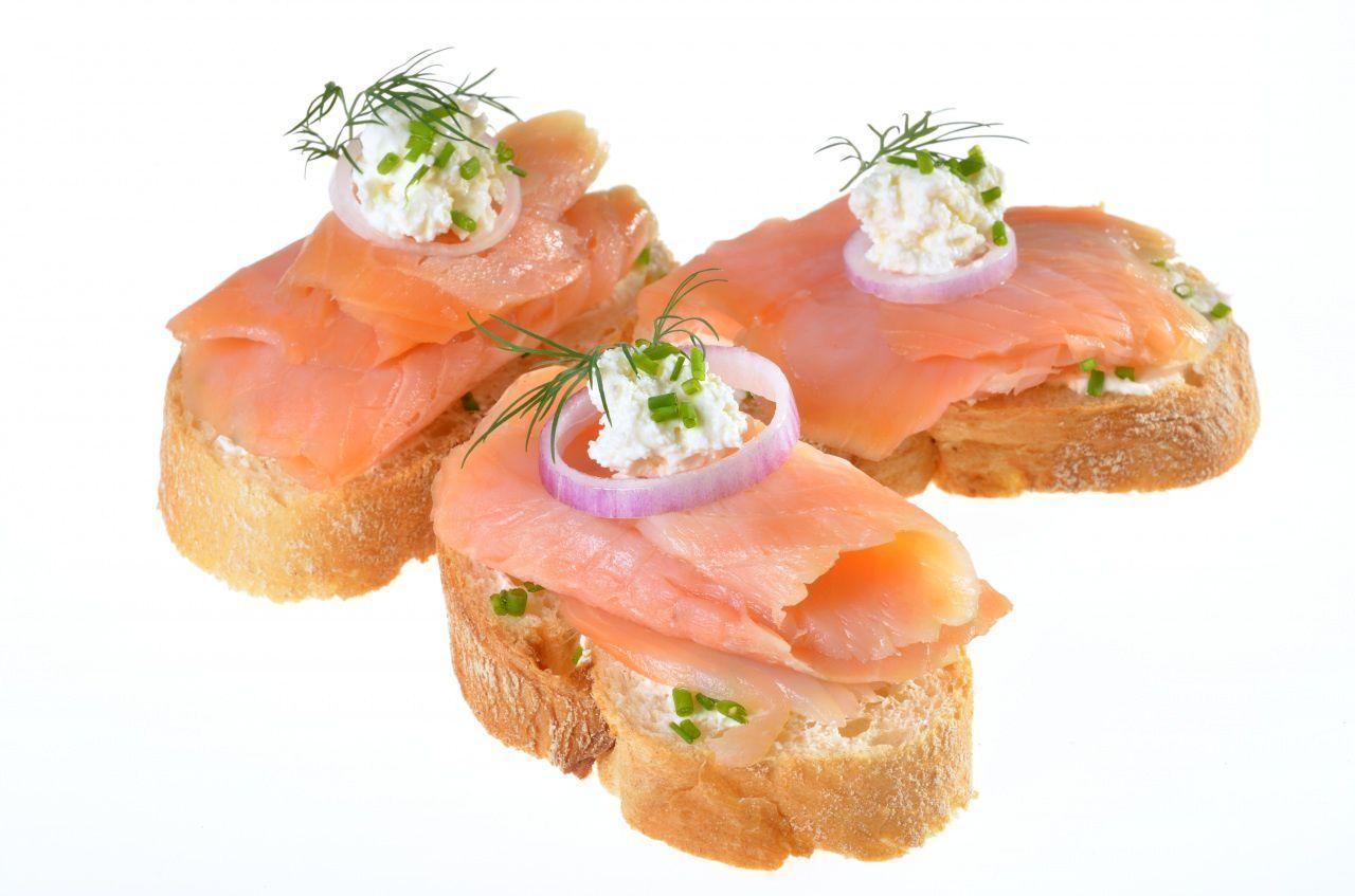 Bon appétit - Saumon - Nourriture - Wallpaper - Free