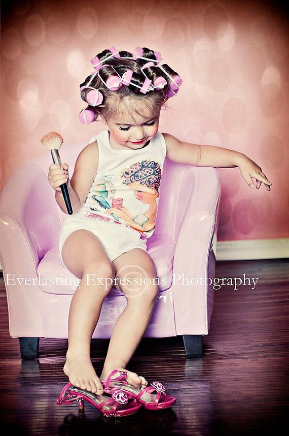 Enfant - Fille - Maquillage - Picture - Free
