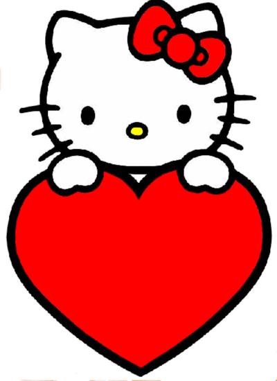 Hello Kitty - Render - Tube - Gratuit