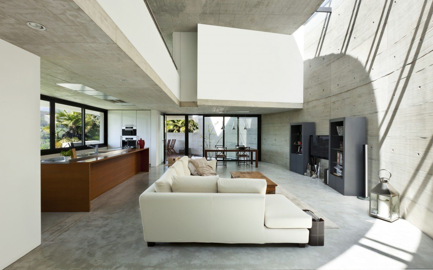 Living-room - Décoration - Wallpaper - Free
