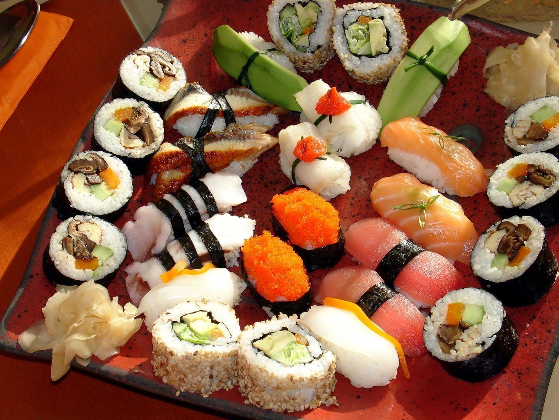 Bon appétit - Poisson - Sushi - Nourriture - Wallpaper - Free