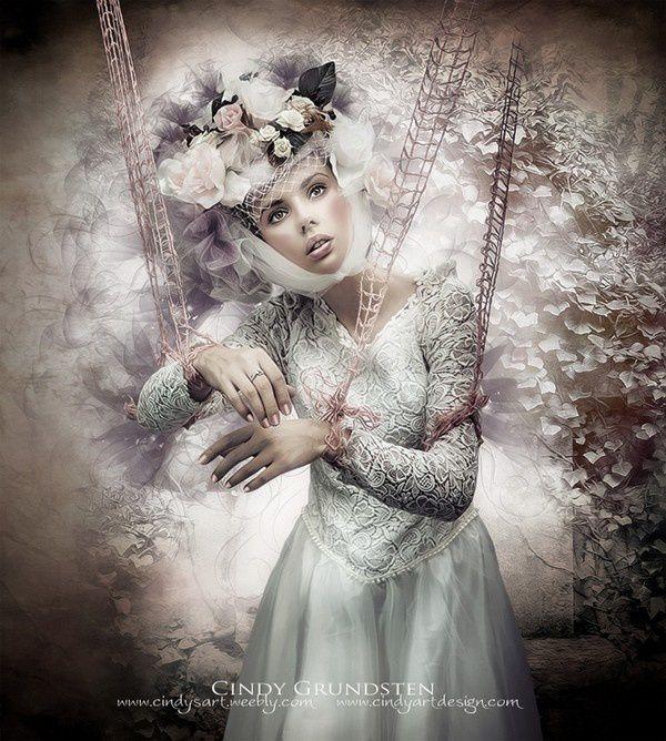 Femme - Cindy Grundsten - Picture - Free