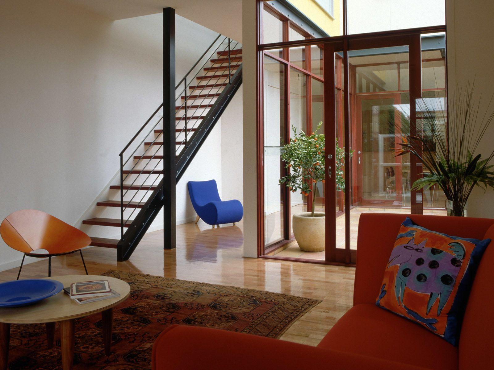 Canapé - Escalier - Décoration - Wallpaper - Free