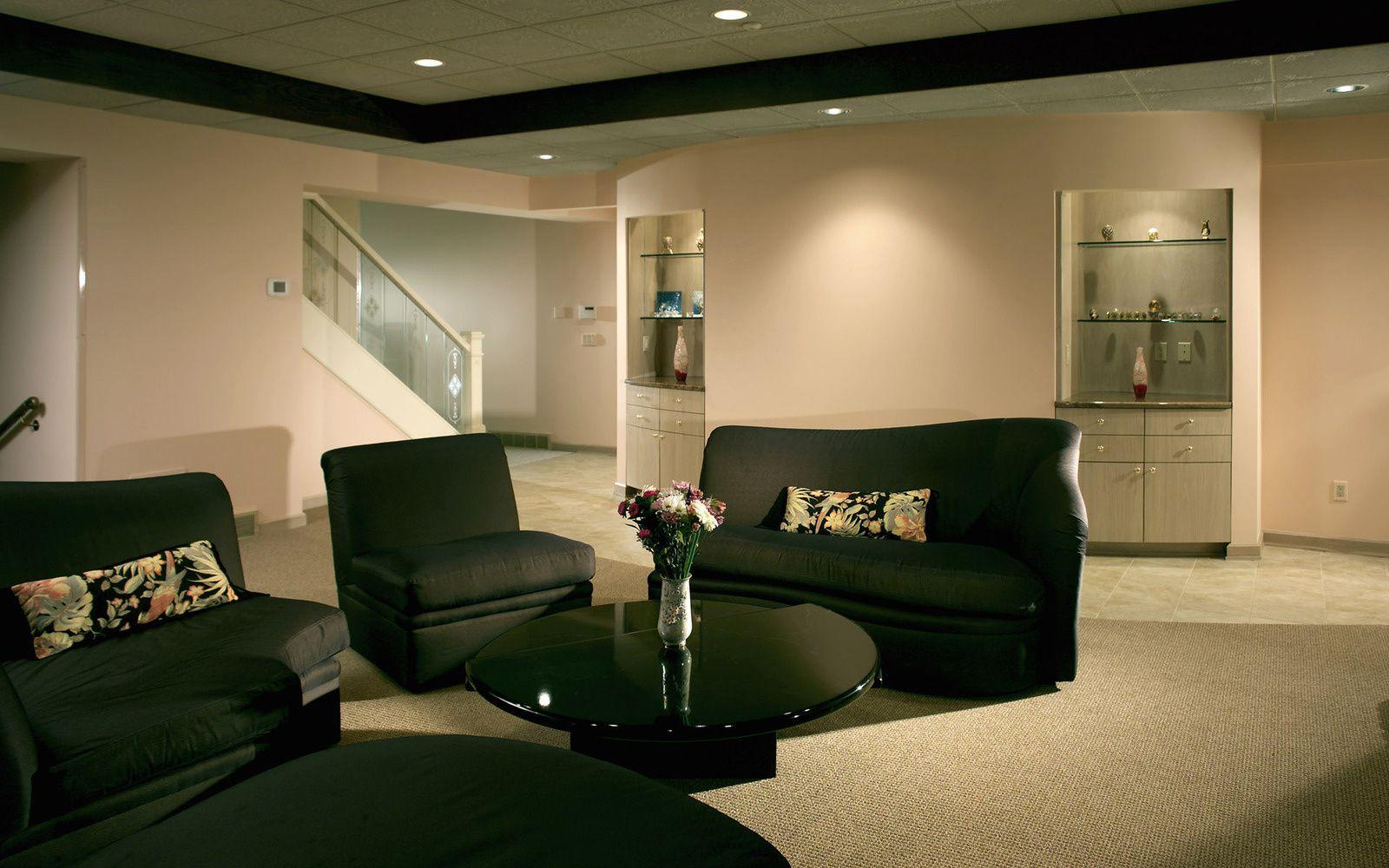 Salon - Escalier - Décoration - Wallpaper - Free