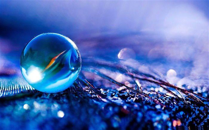 Bulle - Eau - Bleu - Picture - Free