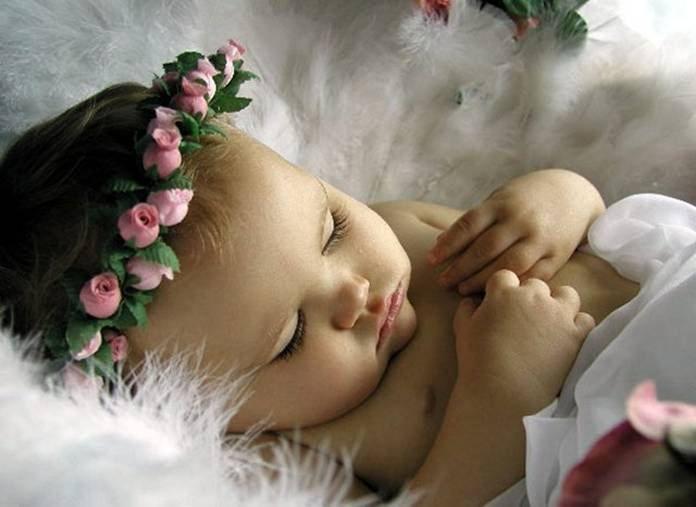 Enfant - Bébé - Fille - Picture - Free