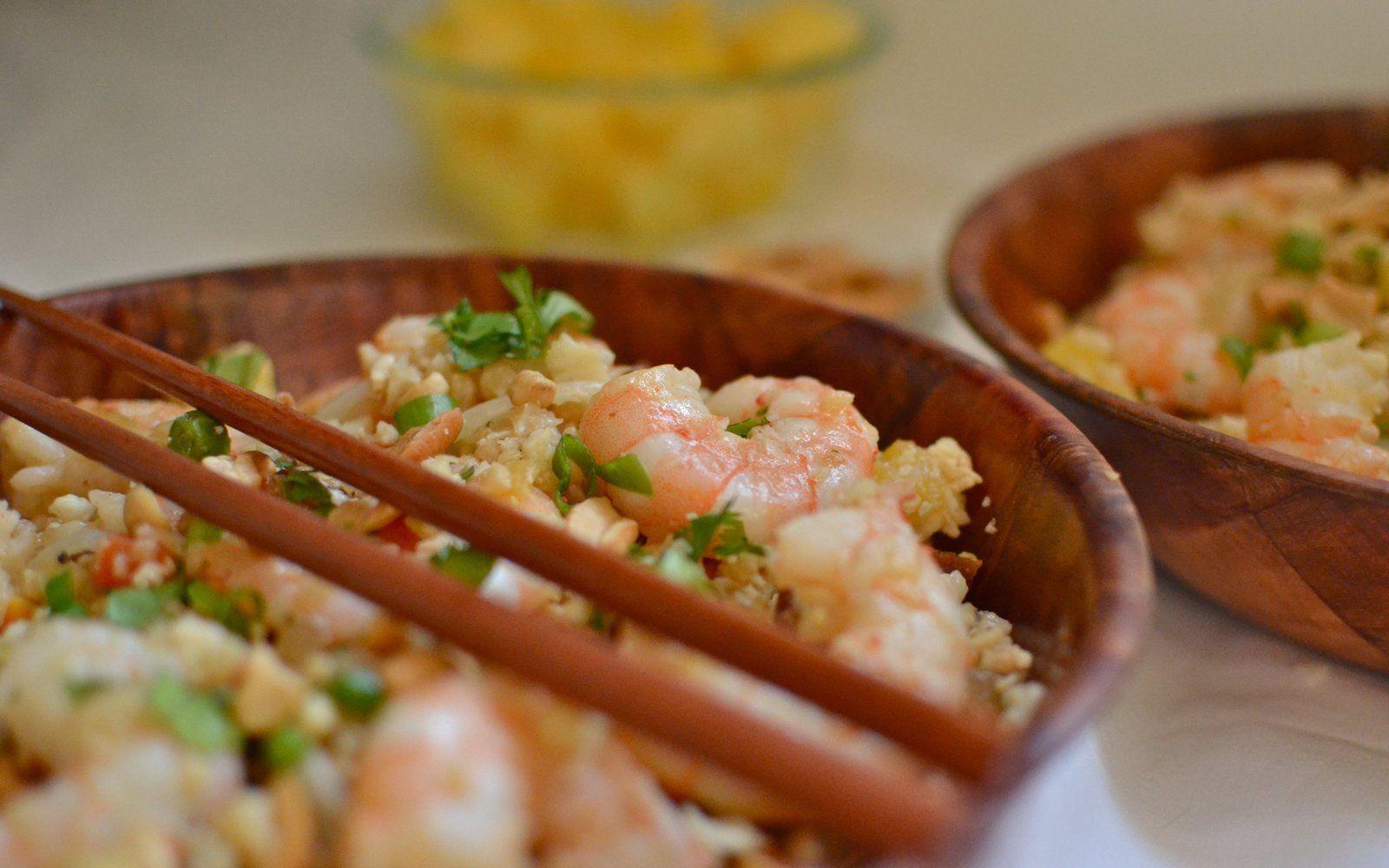 Bon appétit - Crevettes - Nourriture - Wallpaper - Free