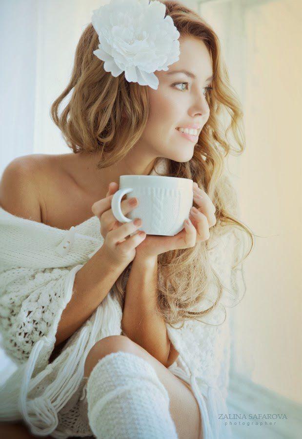 Femme - Sexy - Café - Picture - Free
