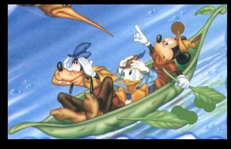 Dingo - Mickey - Donald - Disney - Render-Tube - Gratuit
