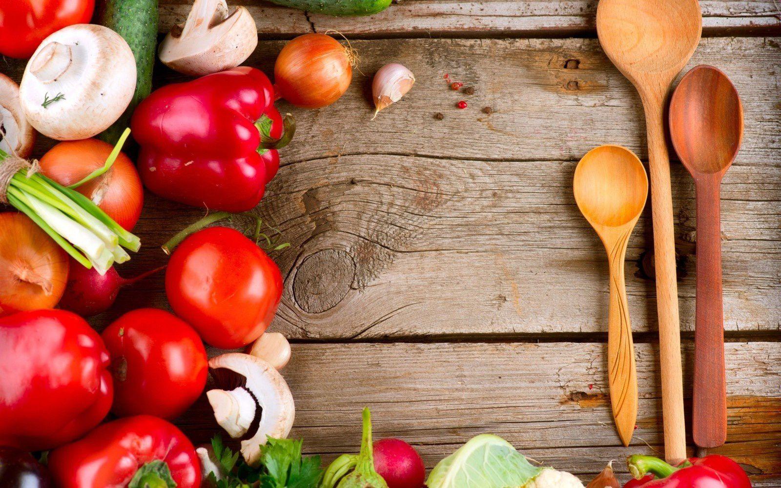 Bon appétit - Légumes - Nourriture - Wallpaper - Free